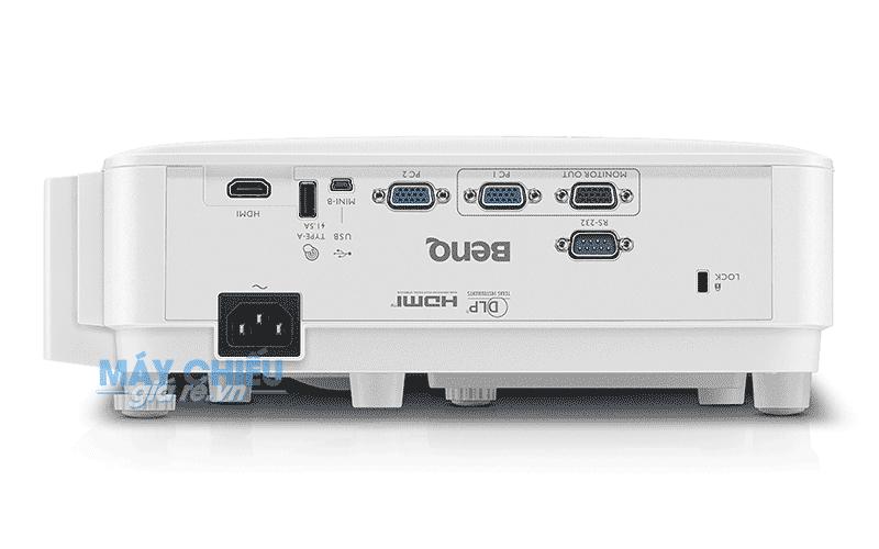 BenQ DX808ST độ sáng 3000 Ansilumens phân giải XGA