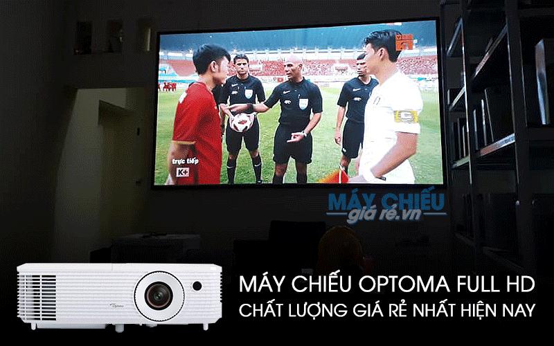 Máy chiếu Optoma Full HD chính hãng giá rẻ đáng mua nhất