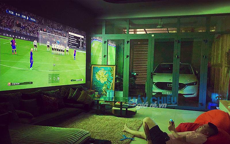 Máy chiếu chơi game chất lượng giá rẻ tại TpHCM, Hà Nội