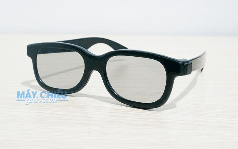Kính 3D phân cực tròn nhập khẩu chuyên dùng rạp chiếu phim 3D,4D,5D