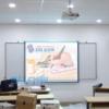 Lắp đặt máy chiếu dạy học cho Trường Cao Đẳng Dược Sài Gòn