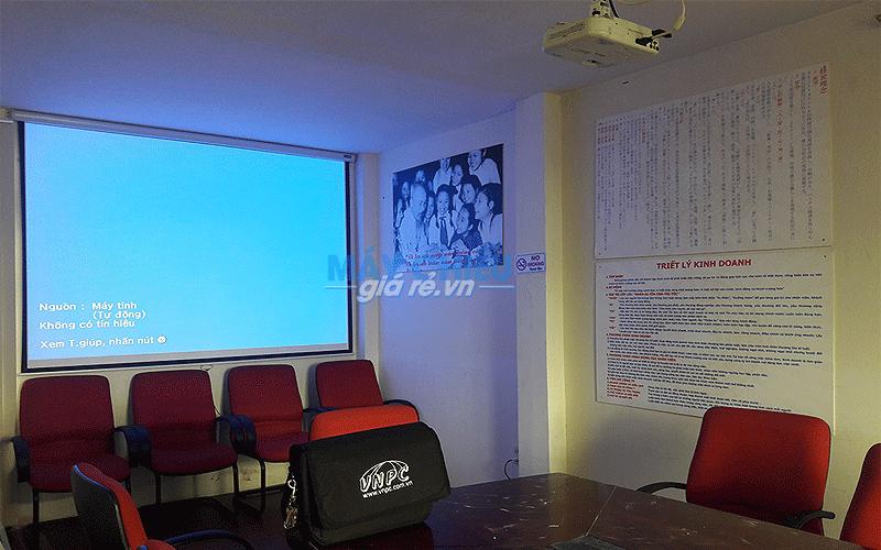Lắp máy chiếu cho văn phòng công ty phục vụ hội họp
