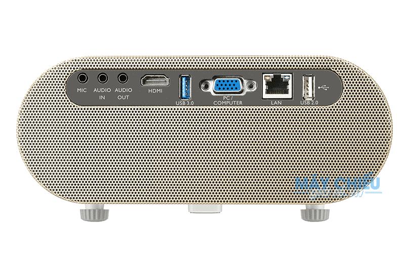 Máy chiếu mini LED thông minh BenQ i500 chính hãng giá rẻ tại VNPC