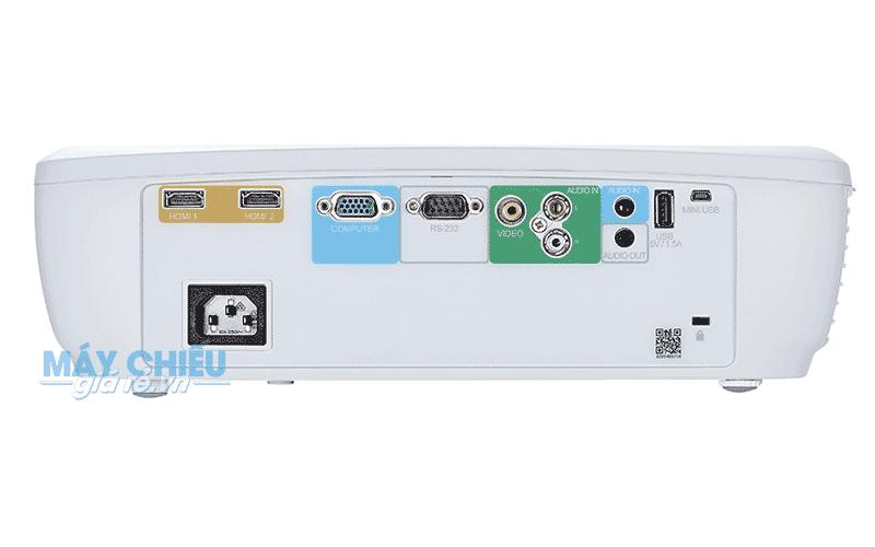 Máy chiếu phim gia đình ViewSonic PX725HD chính hãng giá rẻ có 2 cổng HDMI