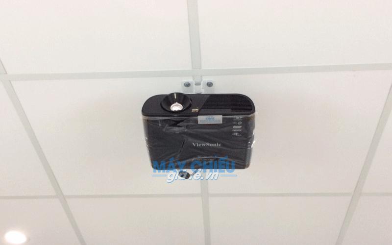 Khung treo máy chiếu 20cm chuyên dùng treo máy chiếu sát trần nhà
