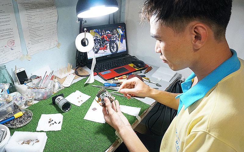 Sửa chữa máy chiếu tại Hải Dương uy tín giá rẻ nhất