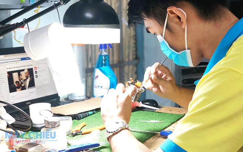 Sửa chữa máy chiếu tại Hải Phòng uy tín giá rẻ nhất