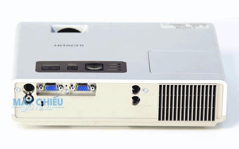 Máy chiếu mini cũ Hitachi CP-RX70 thiết kế nhỏ gọn chính hãng Nhật