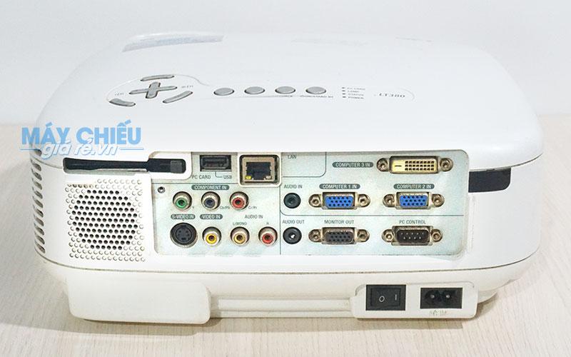 Máy chiếu cũ NEC LT380 chính hãng Nhật độ sáng cao 3000Lumens