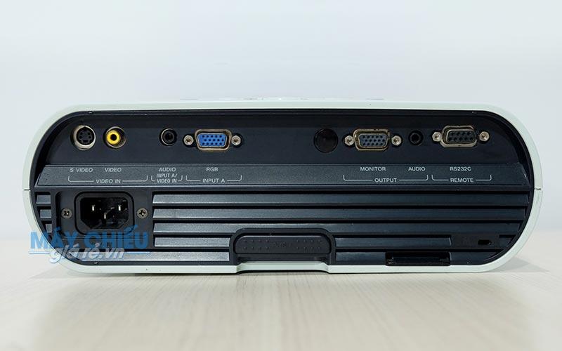 Máy chiếu cũ Sony VPL-EX5 chiếu phim, dạy học siêu bền