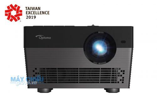 Máy chiếu mini Optoma UHL55 giá rẻ phân giải 4K model mới 2019
