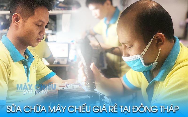 Sửa chữa máy chiếu giá rẻ nhất tại Đồng Tháp