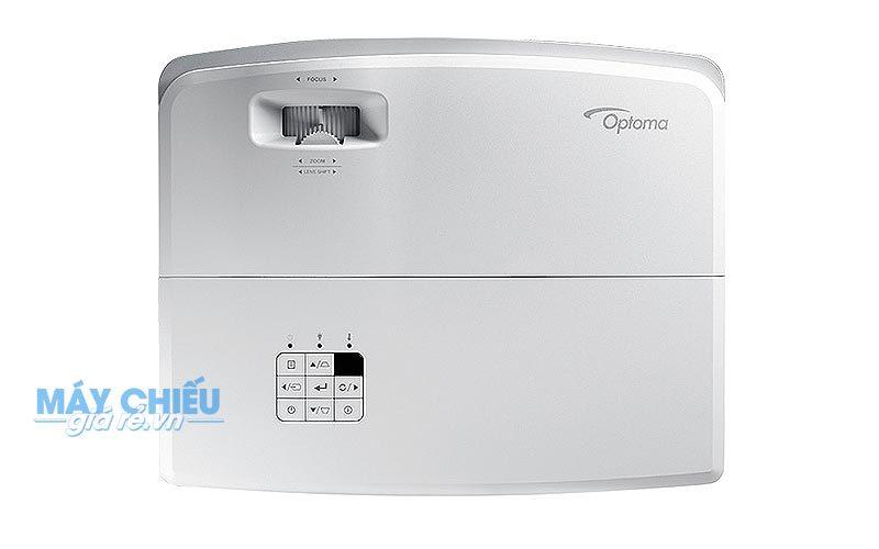 Máy chiếu Optoma W512 công nghệ DLP cường độ sáng cao