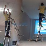 Lắp đặt máy chiếu Bình Dương chuyên nghiệp uy tín giá rẻ nhất