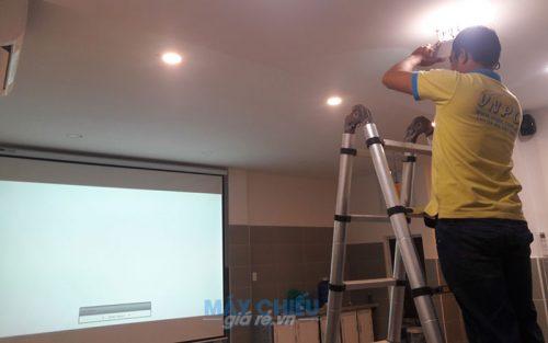 Chuyên cung cấp dịch vụ lắp máy chiếu giá rẻ tại Bắc Ninh