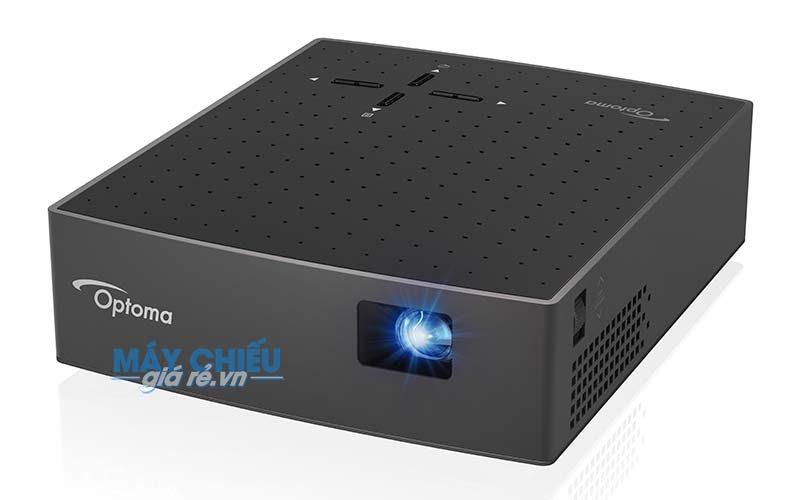 Máy chiếu mini LED Optoma LV130 tỷ lệ tương phản 100.000:1