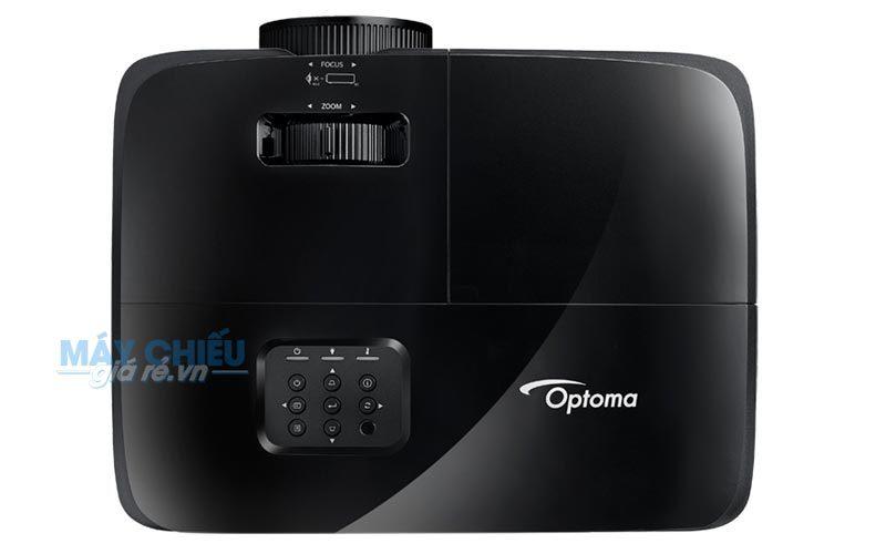 Máy chiếu Optoma PW450 có thiết kế thân máy nhỏ gọn
