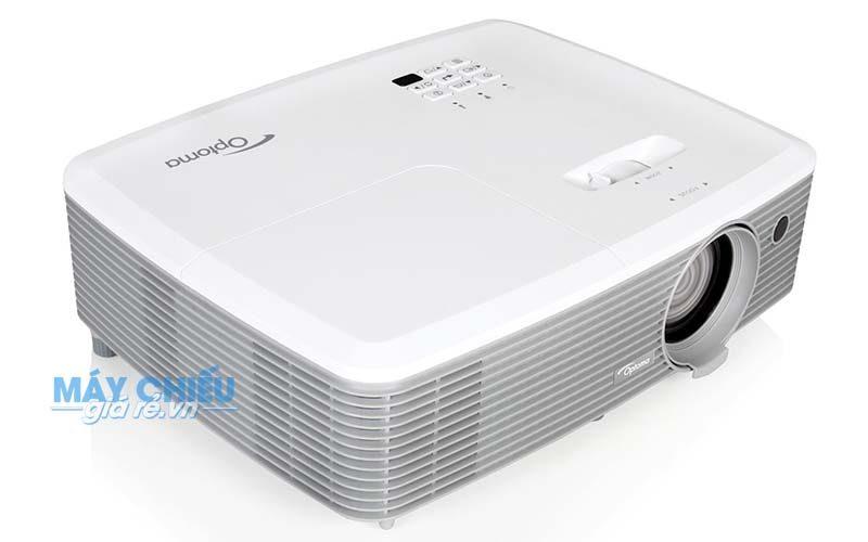 Optoma W400+ độ sáng 4000Lumens chuyên dùng chiếu phim gia đình