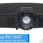 Review Infocus IN116X phân giải HD 720p chính hãng