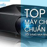 Top 4 máy chiếu chuẩn HD 720p bán chạy nhất hiện nay