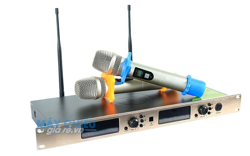 VNPC cung cấp dịch vụ cho thuê Micro không dây chuyên nghiệp