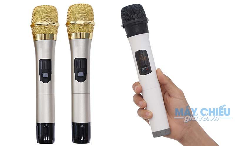Dịch vụ cho thuê Micro không dây hát karaoke, đào tạo, thuyết trình chuyên nghiệp