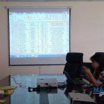 Máy chiếu phục vụ cho nhu cầu thuyết trình hội họp tại văn phòng cung cấp bởi VNPC