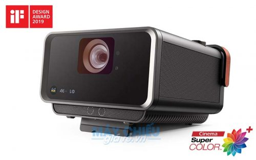 ViewSonic X10-4K là một sản phẩm máy chiếu 4K thông minh