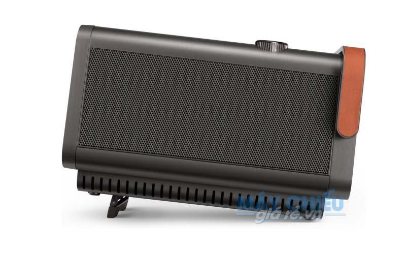 Thiết kế thân máy sang trọng và có chút hoài cổ của ViewSonic X10-4K