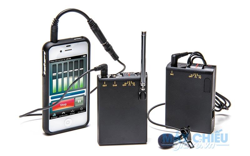 Micro thu âm cho điện thoại Smartphone cung cấp bởi VNPC