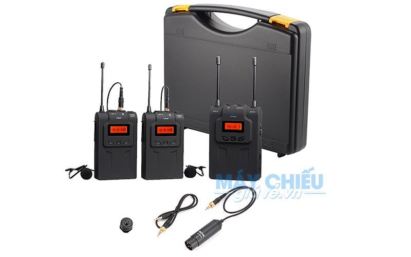 Cho thuê Micro thu âm cho máy quay phim chuyên nghiệp giá rẻ tại TpHCM