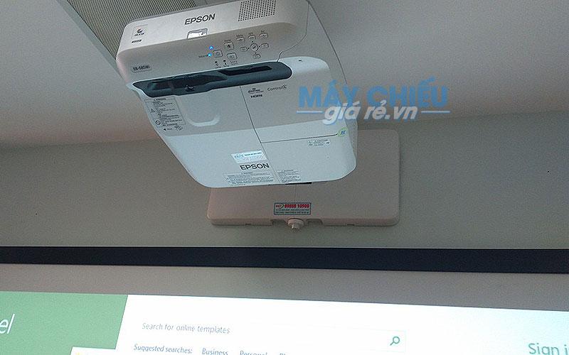 Máy chiếu tương tác siêu gần cung cấp bởi VNPC