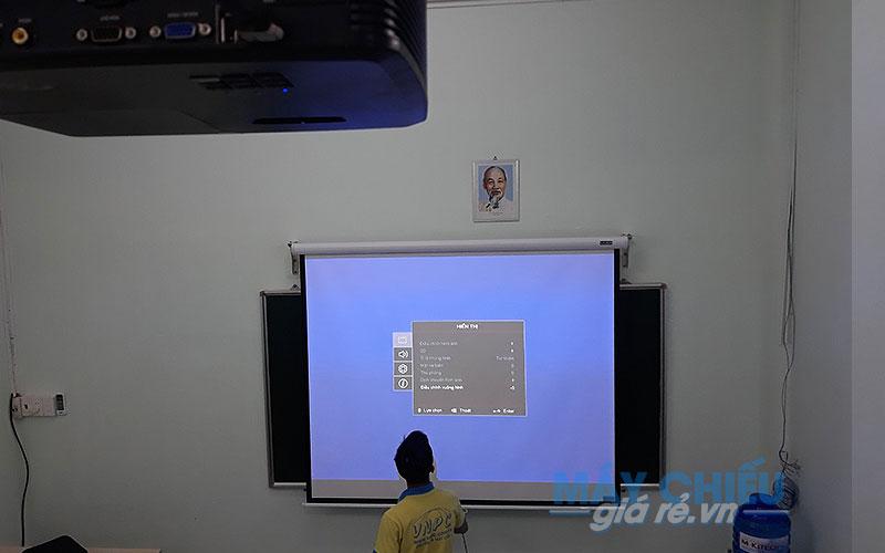 Optoma PX390 là model máy chiếu đa năng rất được các trường học ưa chuộng