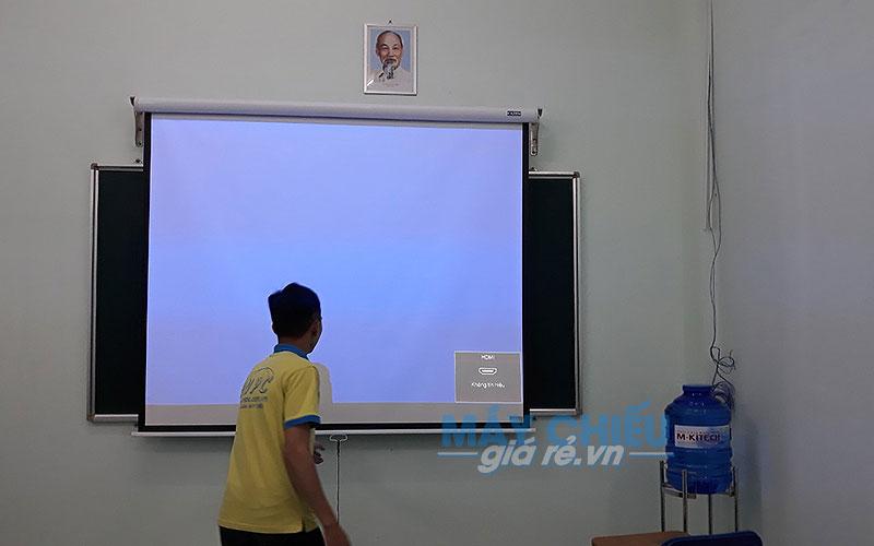 VNPC chuyên cung cấp máy chiếu dạy học cho trường học tại TpHCM