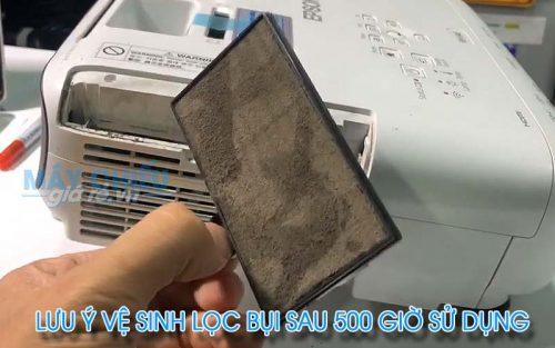 Hướng dẫn cách vệ sinh máy chiếu tại nhà đơn giản và hiệu quả
