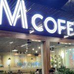 Lắp đặt máy chiếu quán cafe Optoma PS368 tại Mcoffe
