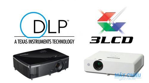 Máy chiếu DLP và 3LCD