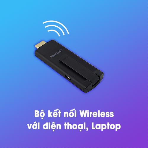 Khuyến mại Tặng bộ phát Wifi cho máy chiếu tại VNPC