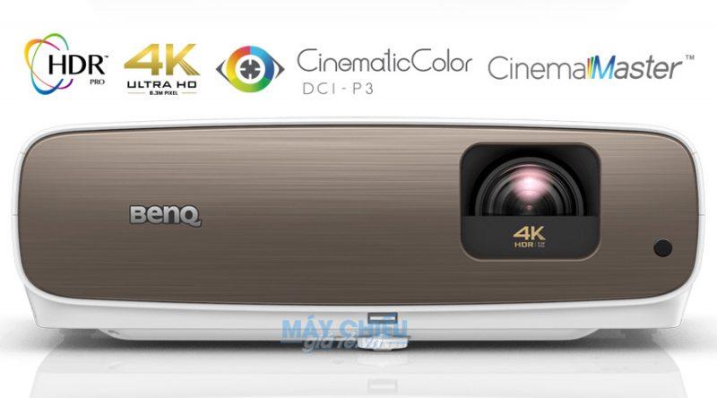 Máy chiếu 4K BenQ W2700 model mới 2019