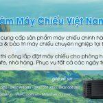Máy chiếu Bình Thuận giá rẻ