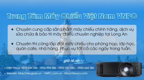 VNPC bán máy chiếu giá rẻ tại Long An