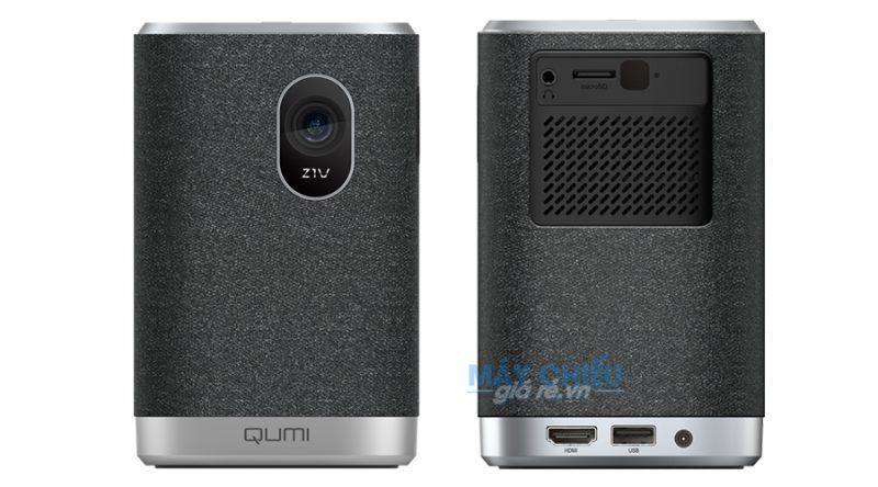 Máy chiếu Vivitek Qumi Z1V thiết kế mới lạ và nhỏ gọn