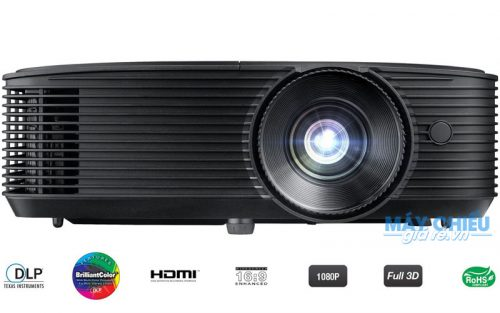 Máy chiếu Optoma HD243X Full HD 3D