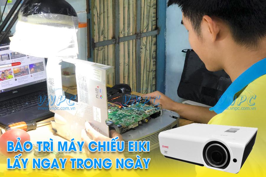 Bảo trì máy chiếu Eiki giá rẻ