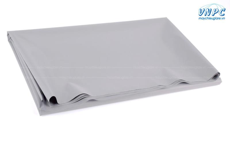 Vải màn chiếu xám dùng làm màn chiếu khung VNPC
