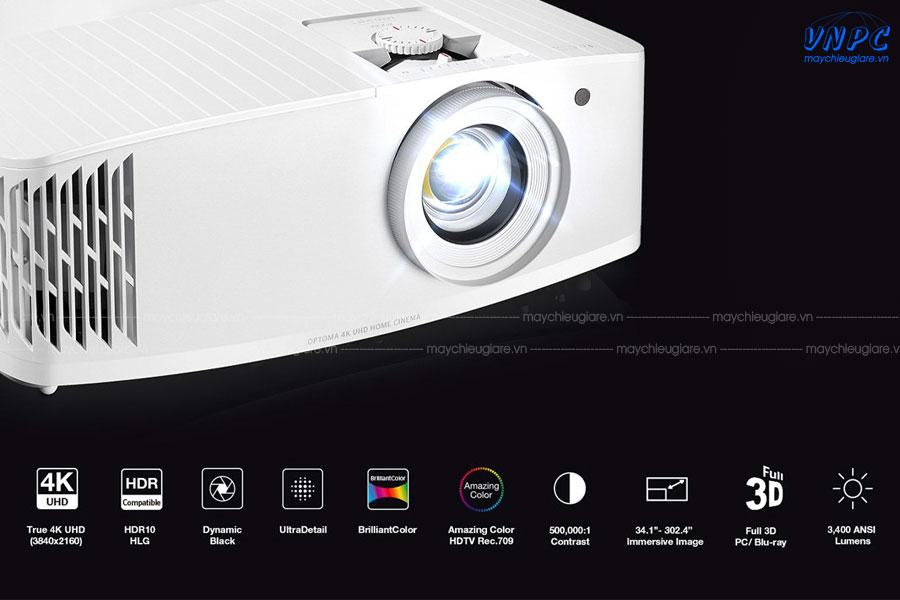 Optoma UHD50X máy chiếu 4K UHD 240Hz