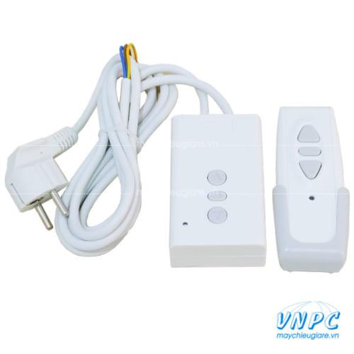 Bộ điều khiển màn chiếu điện giá rẻ tại VNPC