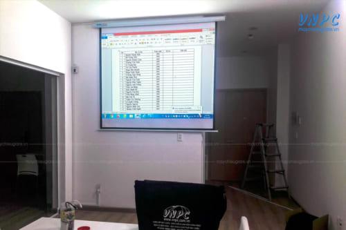 VNPC thi công lắp đặt Epson EB-X41