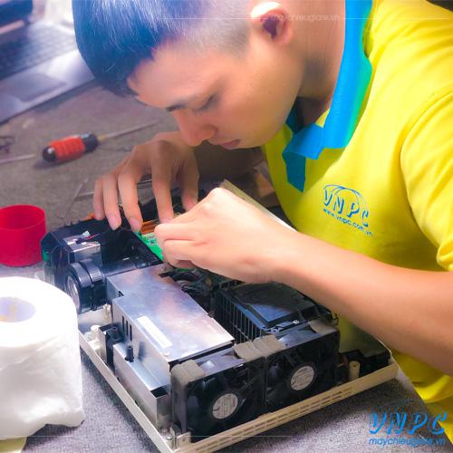 Dịch vụ bảo trì và sửa chữa máy chiếu VNPC