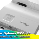 Review Optoma X330UST